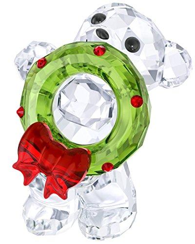 Swarovski Kris Bear Christmas Figurine product image