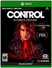 Control - Ultimate Edition - Xbox One