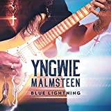 51ulGXEFPqL. SL160  - Yngwie Malmsteen - Blue Lightning (Album Review)