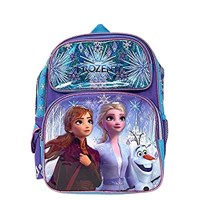 Disney Frozen 2 Elsa & Anna Kids Backpack 16