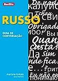 capa de Guia de Conversação Russo. Berlitz