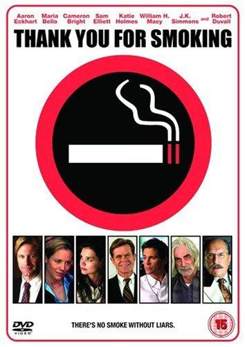 Thank You for Smoking [Reino Unido] [DVD]: Amazon.es: Aaron ...