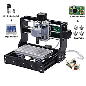 Upgrade Version Cnc 1610 Pro Grbl Control Diy Mini Cnc