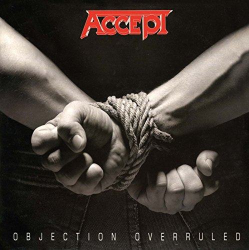 Accept: Objection Overruled (Audio CD)