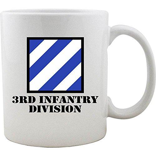 Army 3rd Infantry Division 11oz. Coffee Mug