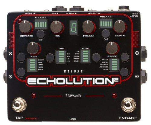 Pigtronix E2D Echolution 2 Deluxe (Diamond Memory Lane Delay)