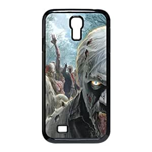 Walking Dead YT0027342 Phone Back Case Customized Art Print Design Hard Shell Protection SamSung Galaxy S4 I9500