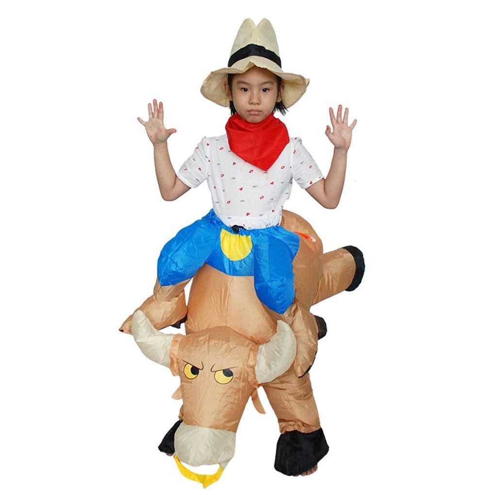Disfraz de Vaca para niños halloween, carnaval