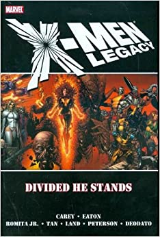 Book X-Men: Legacy - Divided He Stands Premiere HC: Legacy - Divided He Stands Premiere v. 1