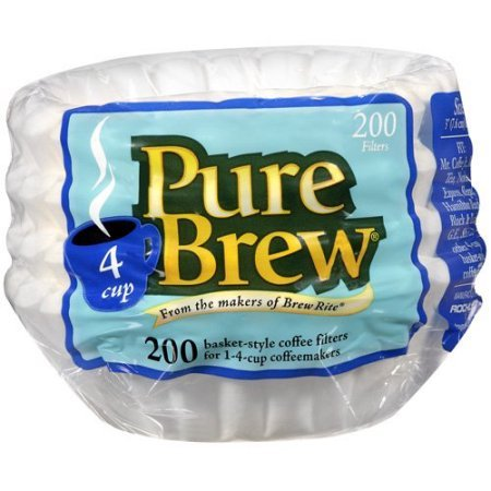 Pure Brew Coffee Disposable Filters product image
