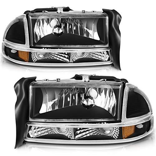 02 dodge dakota headlights - 5