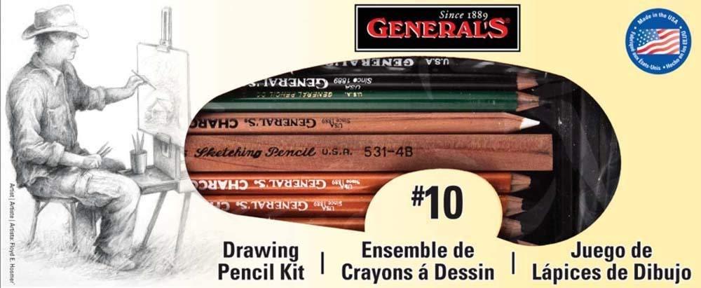 Unbekannt Allgemeine Bleistift verschiedenen Classic Skizzieren und Zeichnen Kit