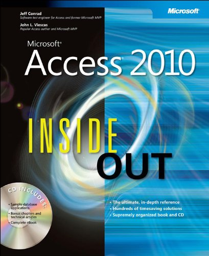 Download Microsoft Access 2010 Inside Out Pdf