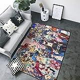 Tengen Toppa Gurren-Lagann Super Soft Area Carpet