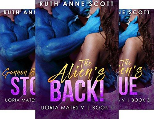 Uoria Mates V (3 Book Series)