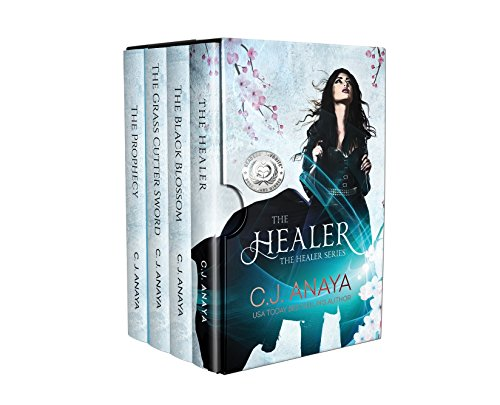 The Healer Series: The Complete Set, Books 1-4