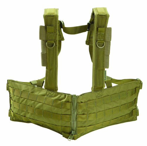 Blackhawk Split Front Chest Rig, Olive Drab (Blackhawk Tactical Chest Harness compare prices)