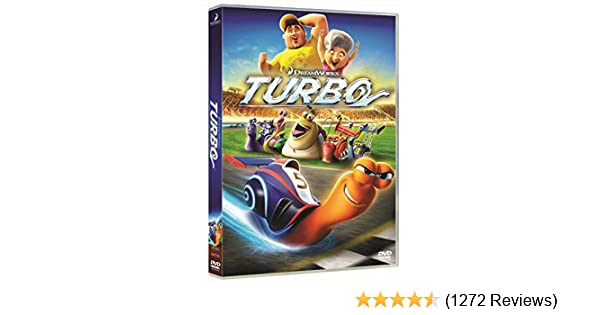 Amazon.com: Turbo (Import Movie) (European Format - Zone 2) (2014) David Soren: Movies & TV