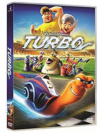 Turbo (Import Movie) (European Format - Zone 2) (2014) David