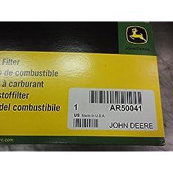 AR50041 John Deere Genuine OEM Fuel Filter OEM