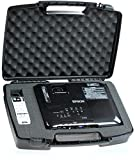 Skywin Portable Travel Hard Case for Epson EX7240 Pro WXGA 3LCD Projector Pro Wireless