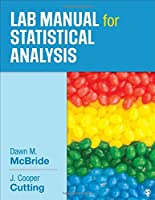 Lab Manual for Statistical Analysis Front Cover