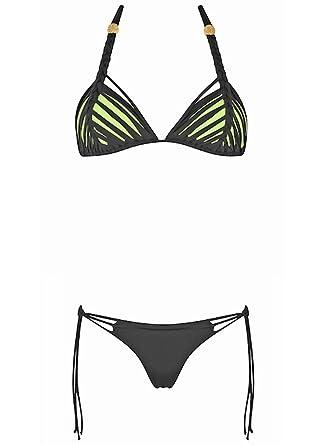 AGENT PROVOCATEUR Laticia Bikini Brief (AP3 UK10 12 8b34dd1b9