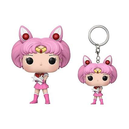 Sailor Chibi Moon: Beauty Girl Hero Pop! Llavero de ...