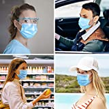 Medical Face Mask Disposable 50 Pcs, Breathable