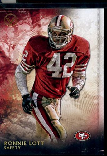 2015 Topps Valor #111 Ronnie Lott Football Card
