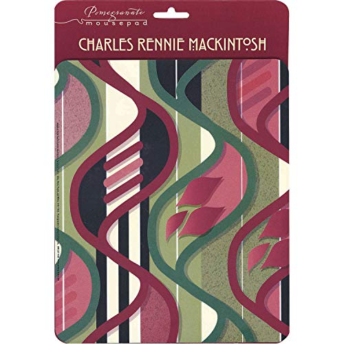 Charles Rennie Mackintosh Furniture Fabric Mousepad