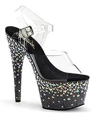 Pleaser STARSPLASH-708 womens Sandals