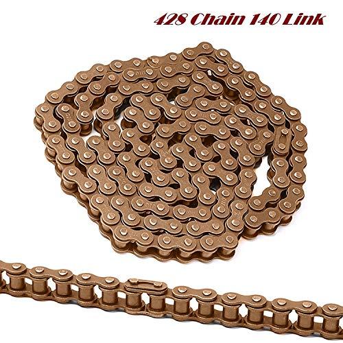 - PROCOMPANY New 428 Chain 140 Link 50cc 70cc 110cc 125cc 140cc 150cc Mini Pit Dirt Bikes