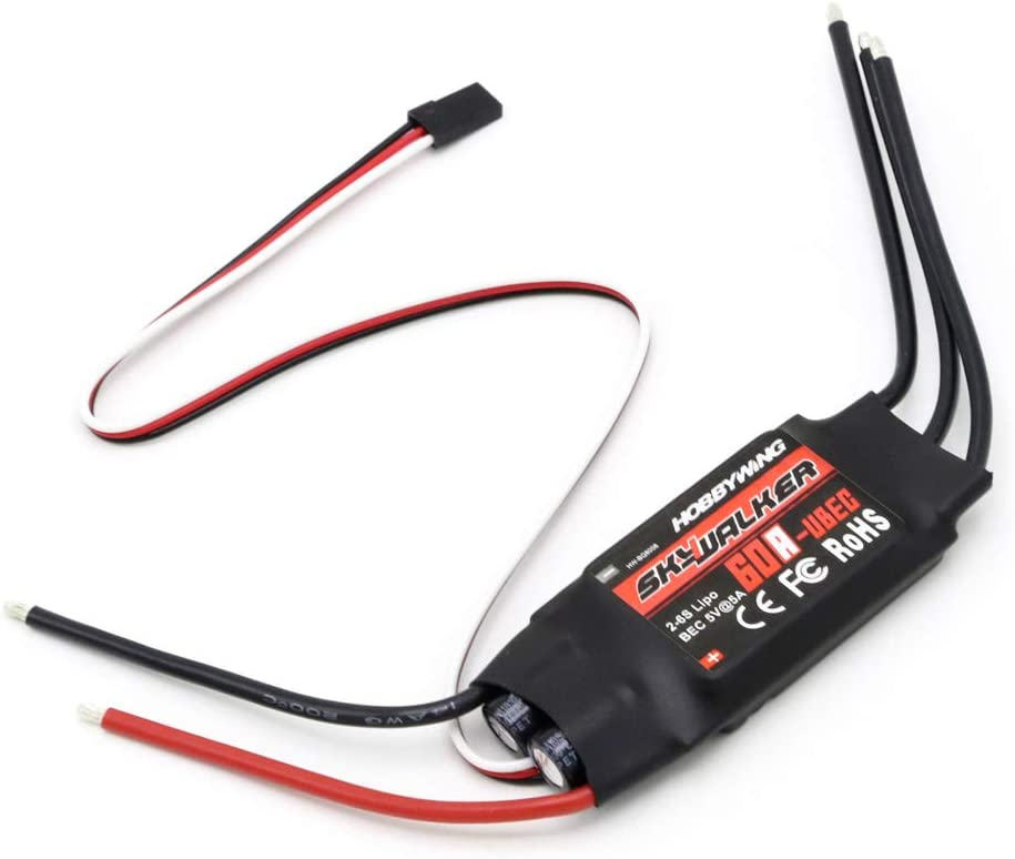 HobbyWing Skywalker 80A Brushless ESC Electronic Speed Controller For RC Drone