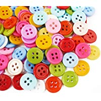 Buttons Plastic Buttons Assorted Crafts Resin Buttons...