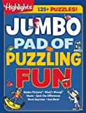 img - for Jumbo Pad of Puzzling Fun (Highlights  Jumbo Books & Pads) book / textbook / text book