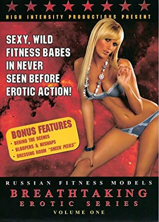 Russian Sexy Fitness Models Breathtaking Erotic Series Vol