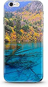Ultra Thin Back Cover For Apple iPhone 6/6s - Multi Color