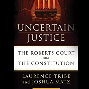 Uncertain Justice Audiobook