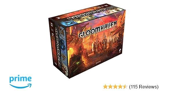 Amazon Gloomhaven Toys Games