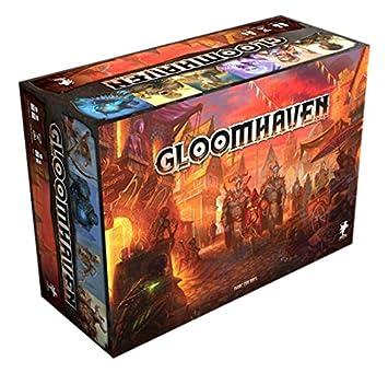 Cephalofair Games GLOOMHAVEN - Juego de Mesa en Inglés: Amazon.es: Juguetes y juegos