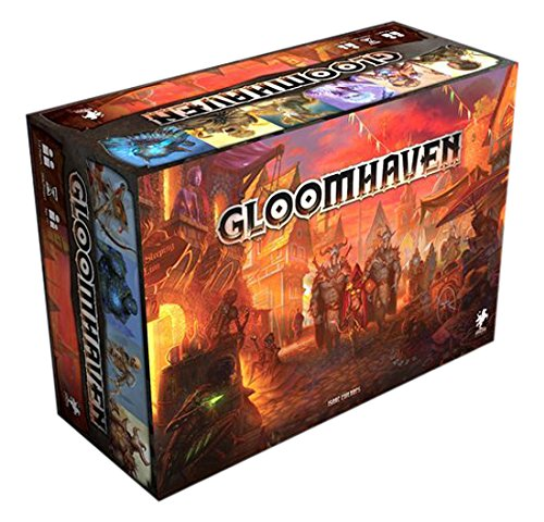 Gloomhaven Board Game by Cephalofair Games
