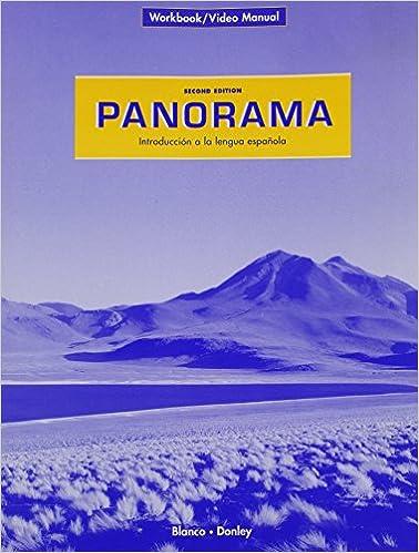 panorama spanish book access code