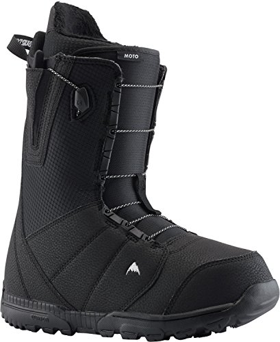 Burton Moto Snowboard Boots Black Sz ()