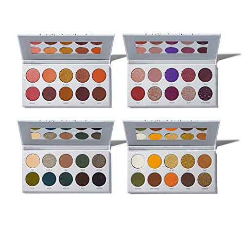 AUTHENTIC Jaclyn Hill s vault collection palette 4 individual boxes with bubble wrap
