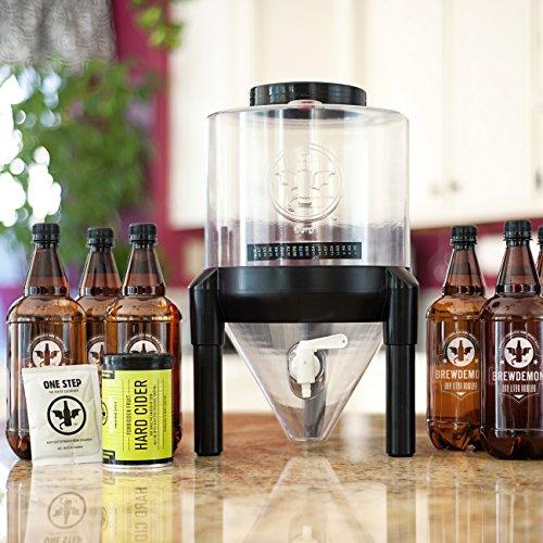 BrewDemon Hard Cider Kit Plus - Beer Hard Cider Shopping Results