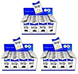 New and Improved Super Stop Disposable Cigarette Filters - 60 Packs (Blue)