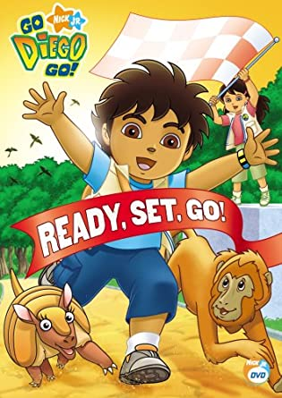 Amazoncom Go Diego Go  Ready Set Go Movies  TV