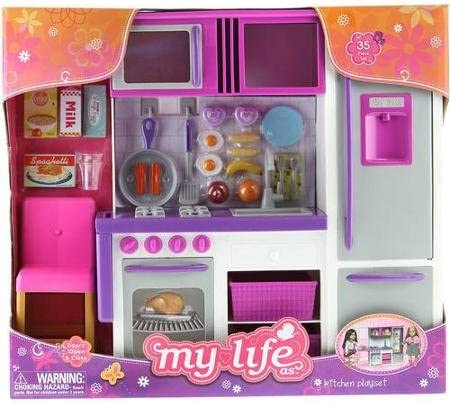 My Life Kitchen Play Set Shop Clothing Shoes Online