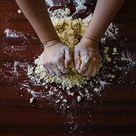 Kitchen Craft set 7 forme per tagliare i biscotti e la pasta in plastica doppio taglio